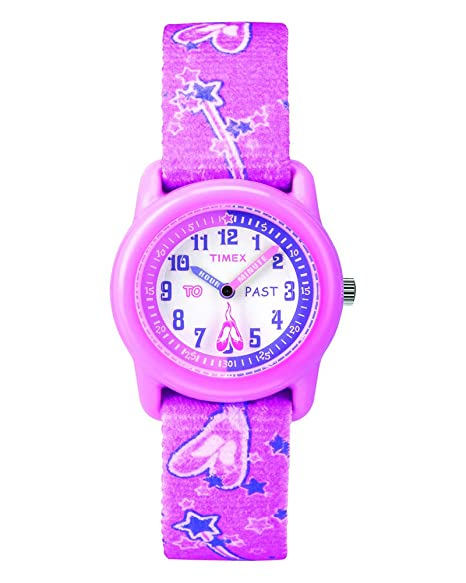 ee6084c895 Timex Girls' Watch T7B1514E: Timex: Amazon.co.uk: Watches