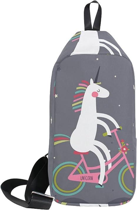 DragonSwordlinsu COOSUN - Mochila para Hombre, Diseño de Unicornio ...