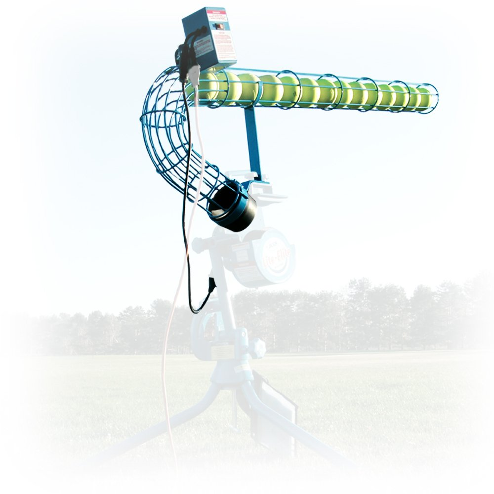 Jugs 14-Ball Lite-Flite Feeder for softball by Jugs