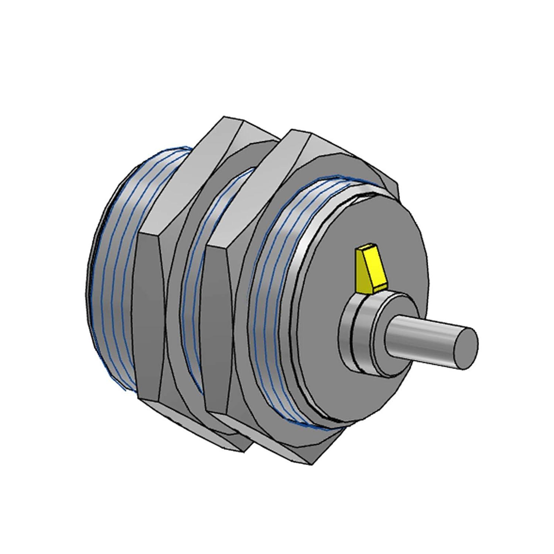 BES00WA Carus Tool BALLUFF BES 516-359-G-E4-Y-02 Inductive Standard Sensors NPN New