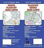 Flagstaff / Sedona / Grand Canyon, Arizona Street Map