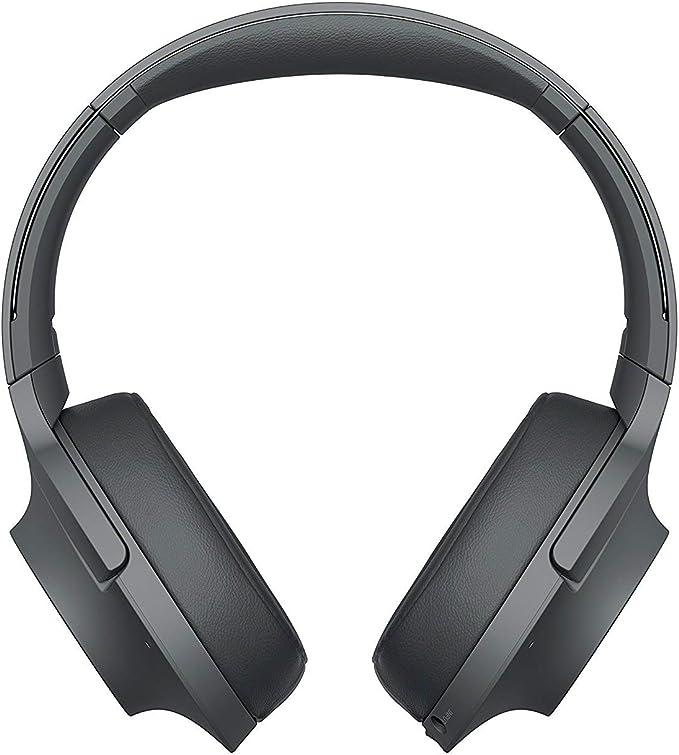 Sony WHH900N, Auriculares, Inalámbrico y alámbrico, Tamaño Único, Negro, con Alexa integrada: Amazon.es: Electrónica