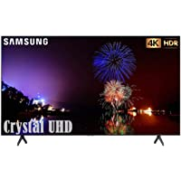 "Televisión Samsung SmarTV Led 4k Crystal UHD con HDR10 | Motion Rate 120 | Modelo 2020 Class TU700D (Renewed) (50"")"
