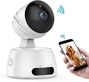 iSpecle 1080p WiFi Surveillance Security Camera