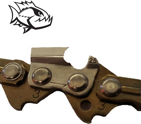 "TRILINK 2 x Chainsaw chains for HUSQVARNA 135 235 236 14/"" saws Brand new !"