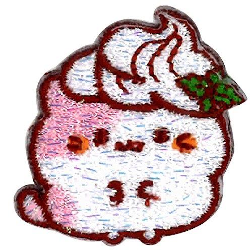 ミノダ スイキャラ ミニワッペン クリーミャT03Y9403の商品画像