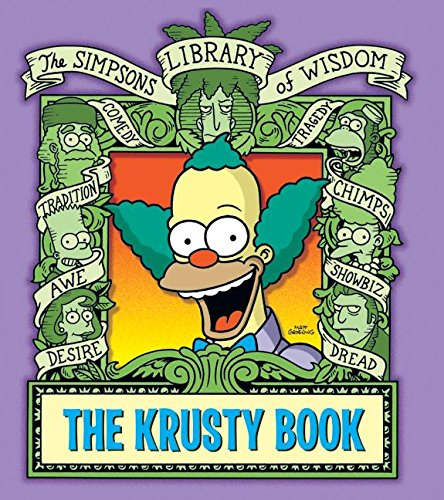 The Krusty Book (Simpsons Library of Wisdom) -