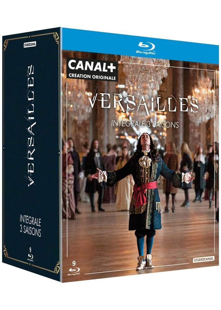 Versailles - Intégrale 3 saisons [Italia] [Blu-ray]