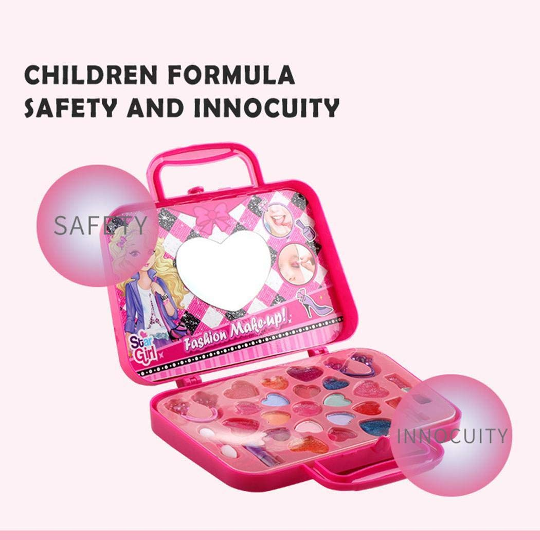 Non Toxic Berill My First Makeup Set Girls Makeup Kit Safety Tested
