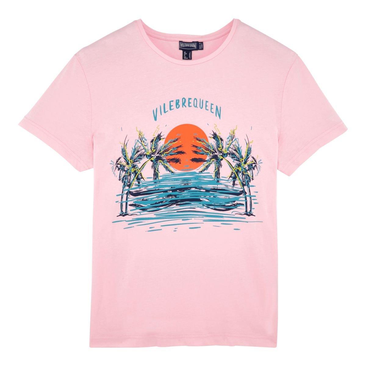 T Shirt Coton En Femme Vilebrequin Vilebrequeen SVGMqUzp