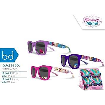 disney-shimmer and Shine gafas de sol, sh17083: Amazon.es ...