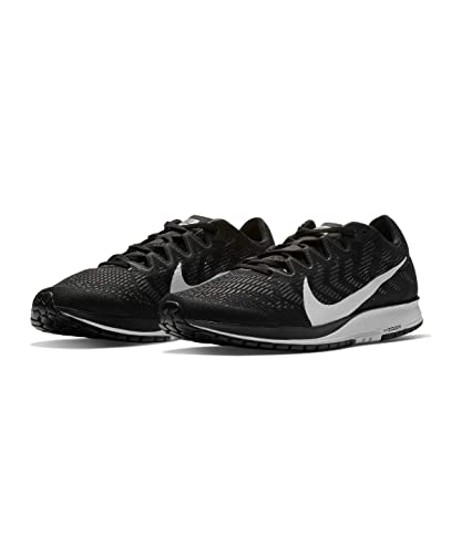 62df4527eff99 Nike Air Zoom Streak 7 Black White Oil Grey (9)