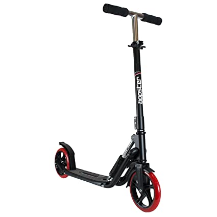 Bopster Sport Pro - Rapid-Fold Adult Folding Commuter Scooter