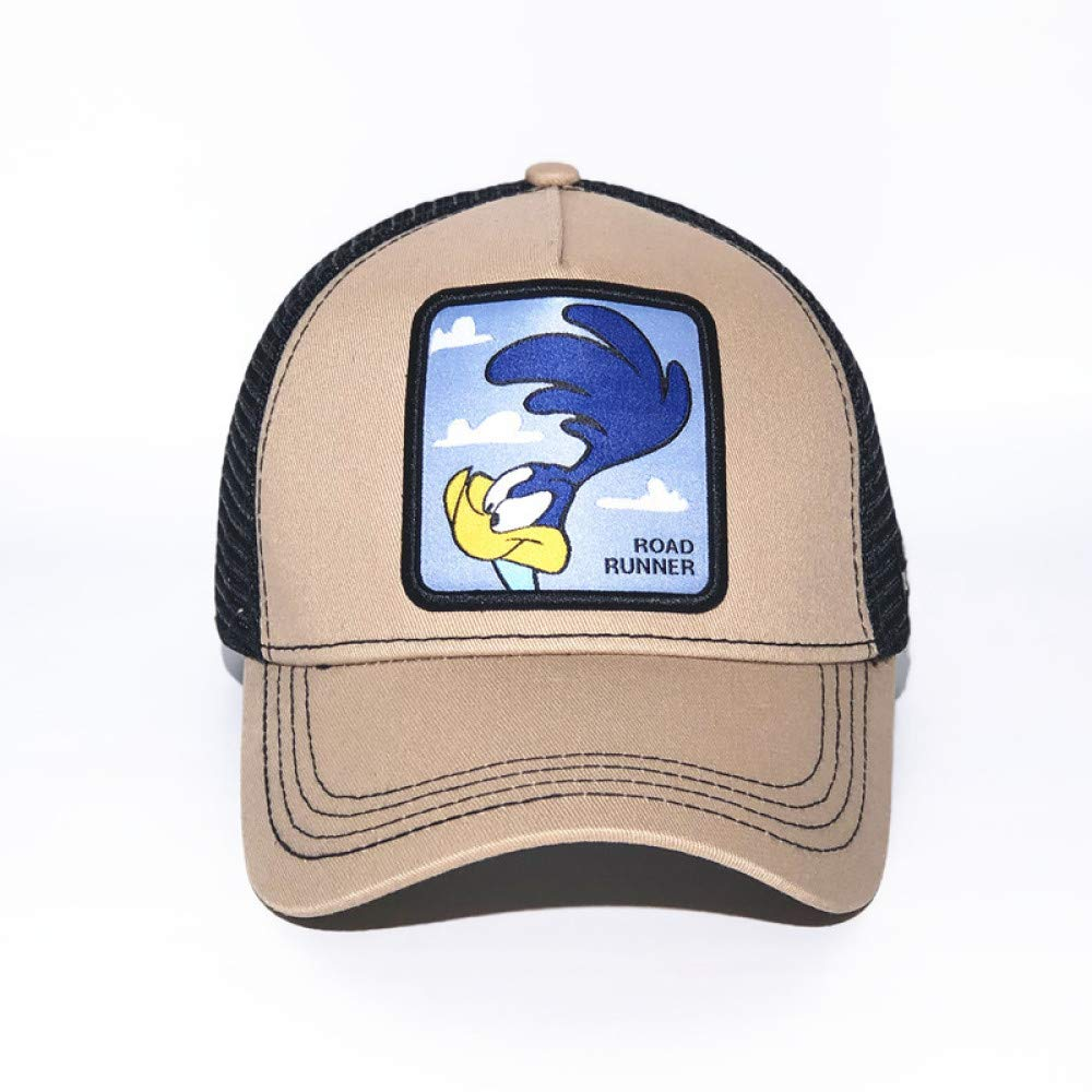 sdssup Anime Cartoon Cap Hat Net Cap Blue Bird Khaki Ajustable ...