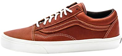 ecbd8cfb5e Vans Shoes - Old Skool Reissue CA - Boot Leather Henna