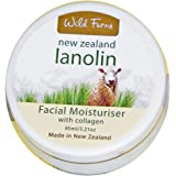 Wild Ferns Lanolin and Collagen Facial Moisturizer