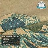 Japanese Wave Tapestry Great Wave Off Kanagawa