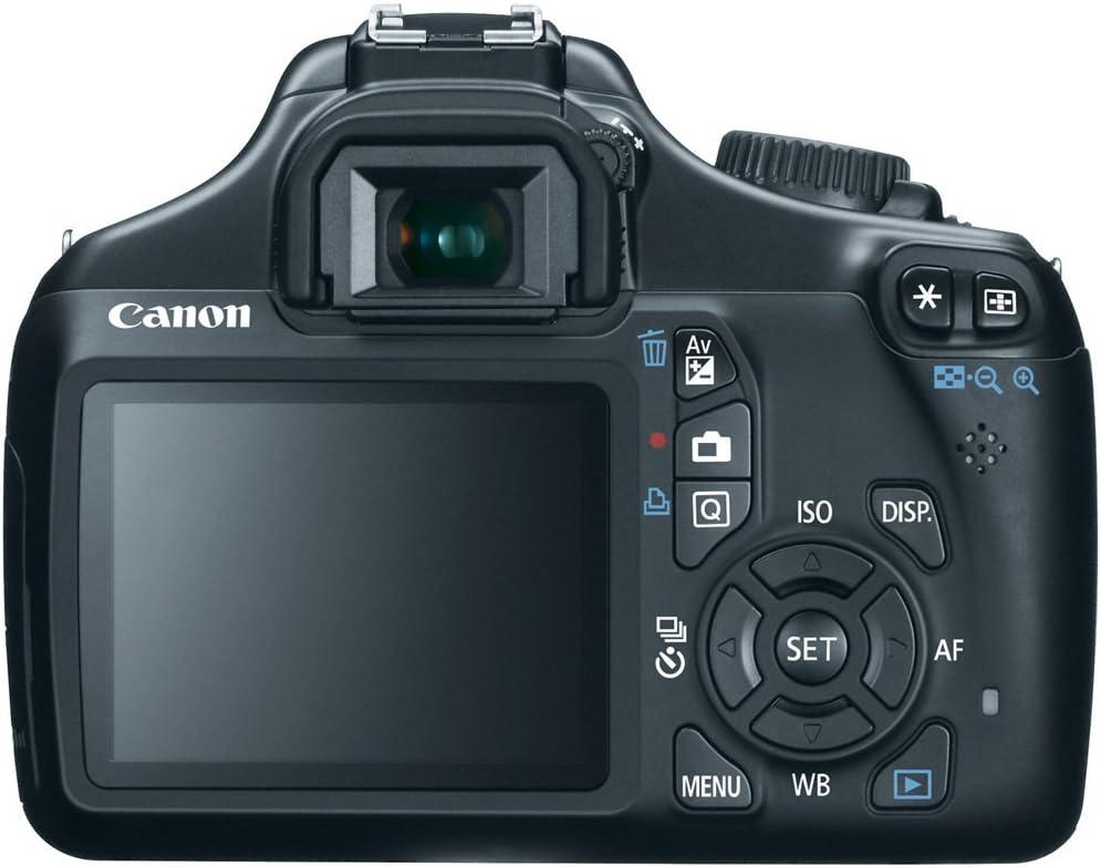 Canon EOS Rebel T3 - Cámara réflex Digital de 12.2 MP (Pantalla de ...