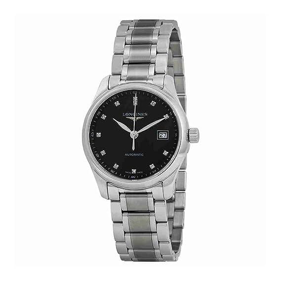 Longines Reloj de mujer automático correa y caja de acero L22574576