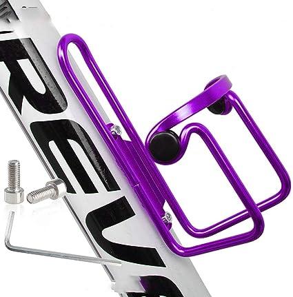 Qwed portabidon Bicicleta,portabidones,Botella de Agua ...