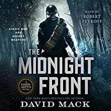 The Midnight Front: A Dark Arts Novel, Book 1 Audiobook by David Mack Narrated by Robert Petkoff