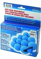 12 balles de lavage anti calcaire