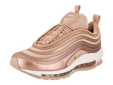 ba05bd42cd215 Nike Damen Air Max 97 Ultra  17 Bronze Textil Synthetik Sneaker 37.5 ...
