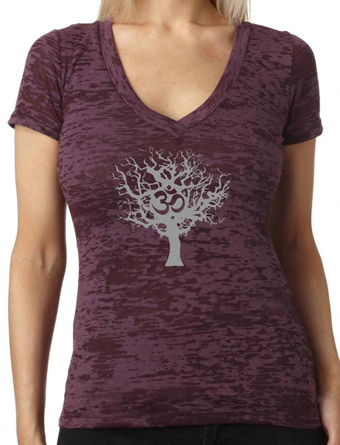 Yoga Clothing For You Ladies Tree of Life Neon Tank Top