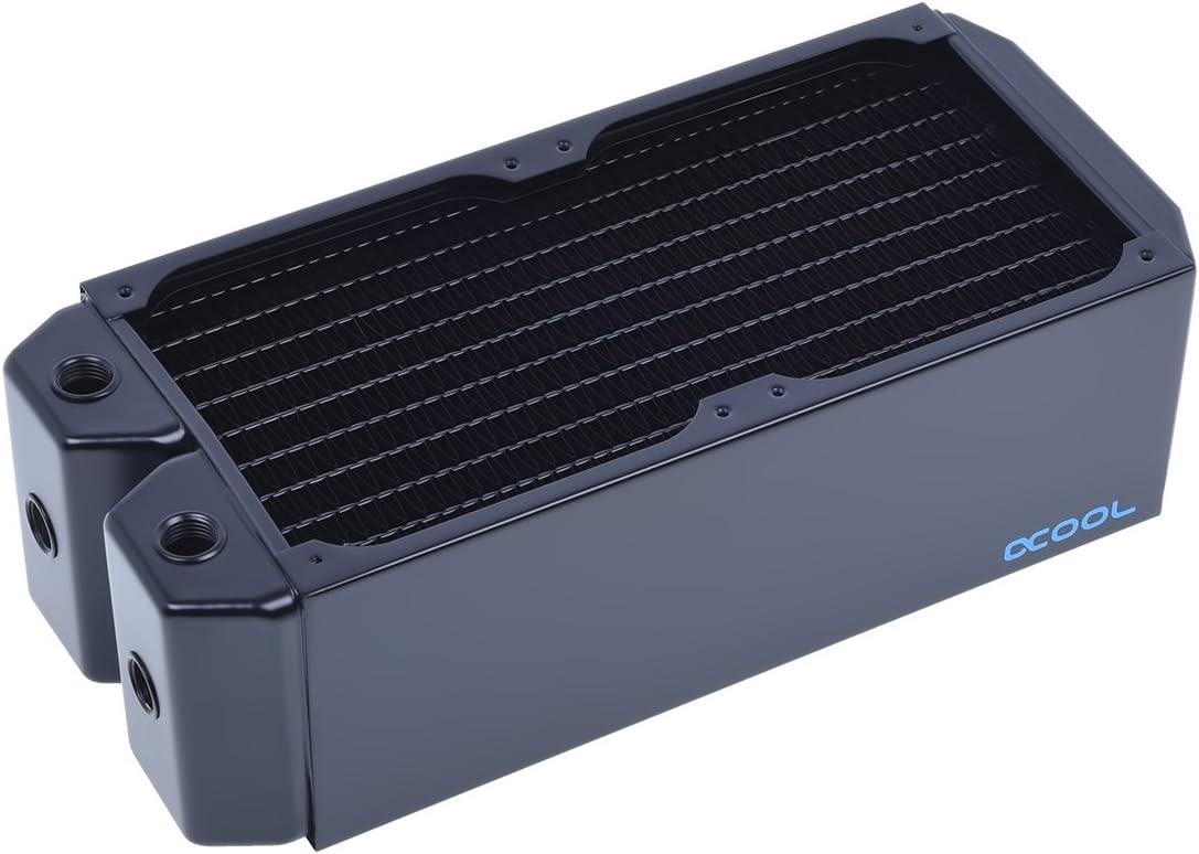 Alphacool 14181 NexXxoS Monsta 240mm Radiator Water Cooling Radiators