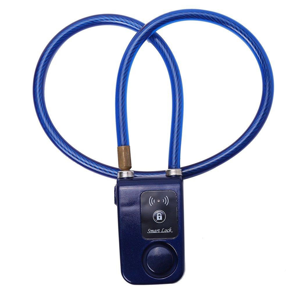 Cerradura Inteligente para Bicicletas Bluetooth Cadena ...