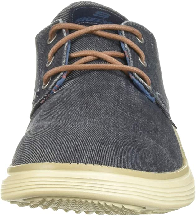 Skechers Herren Status 2.0 Pexton Sneaker, schwarz: Amazon rO4g4
