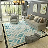 Geometric Striped Area Rug For Living Room/Bedroom Modern Carpet , bo-70 , 120cm x 160cm
