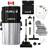 Husky Sprint Central Vacuum Electric Kit 325 M 3 500 Ft Amazon Ca Home Kitchen