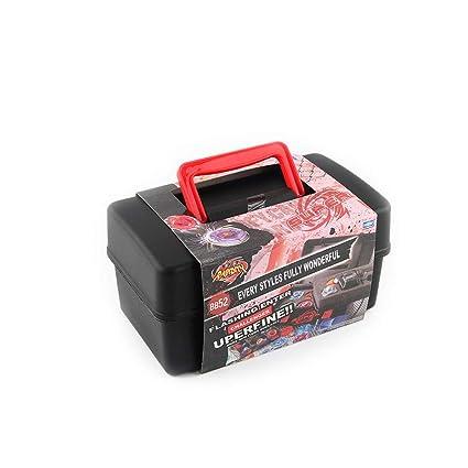 af11b72bc1f8 Amazon.com: Burst Gyro Battle Gyro Storage Box - AmyDong Portable ...