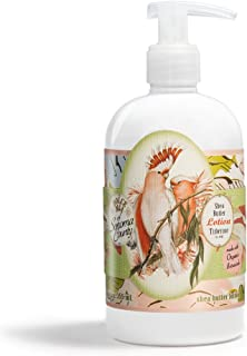 product image for Dolce Mia Cockatiels Tuberose Shea Butter Lotion With Organic Botanicals 12 oz.