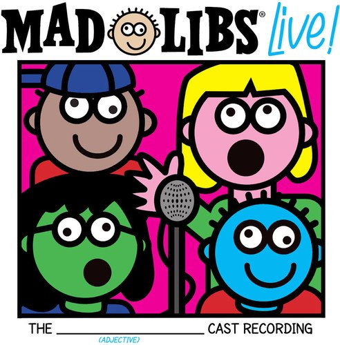 Mad Libs Live! (OCR)