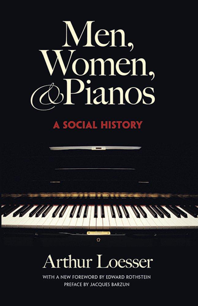 Men Women Pianos Social History