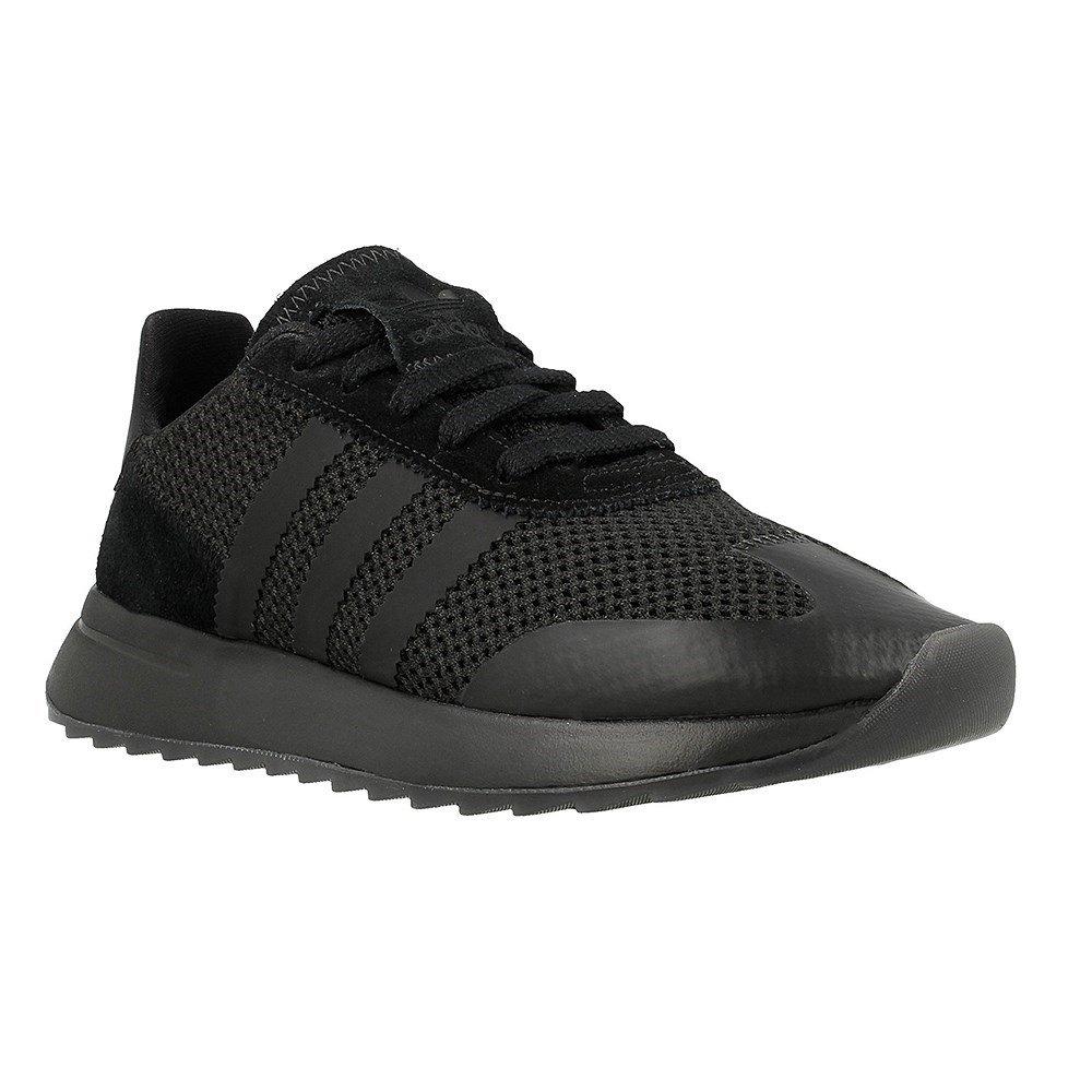 Adidas Damen Flashback Turnschuhe Low Hals Schwarz 38 EU  | Qualität und Verbraucher an erster Stelle  | Gewinnen Sie das Lob der Kunden  | Förderung