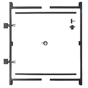Adjust-A-Gate Steel Frame Gate Building Kit (60\