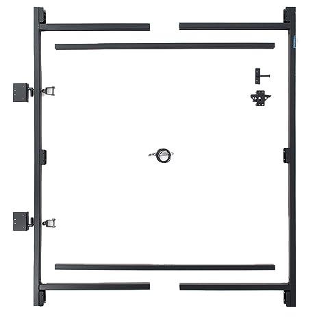 adjust a gate steel frame gate building kit 60 96 - Metal Gate Frame