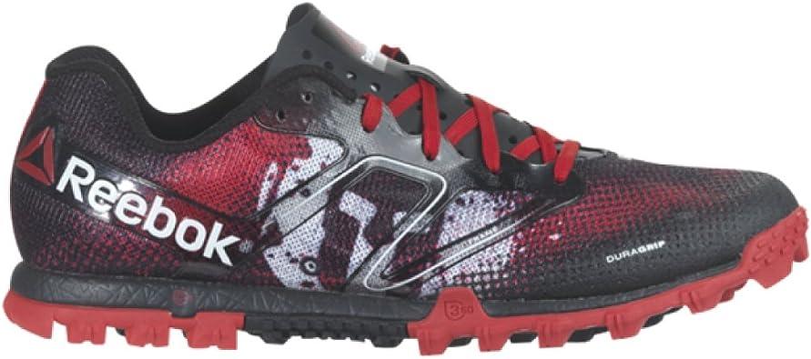 Reebok Todo Terreno de Super Spartan para Hombre de Las Zapatillas de Running: Amazon.es: Zapatos y complementos