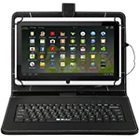 I Kall N7 WiFi Tablet with Keyboard (7 Inch Display, 2GB Ram, 16GB Internal Storage)