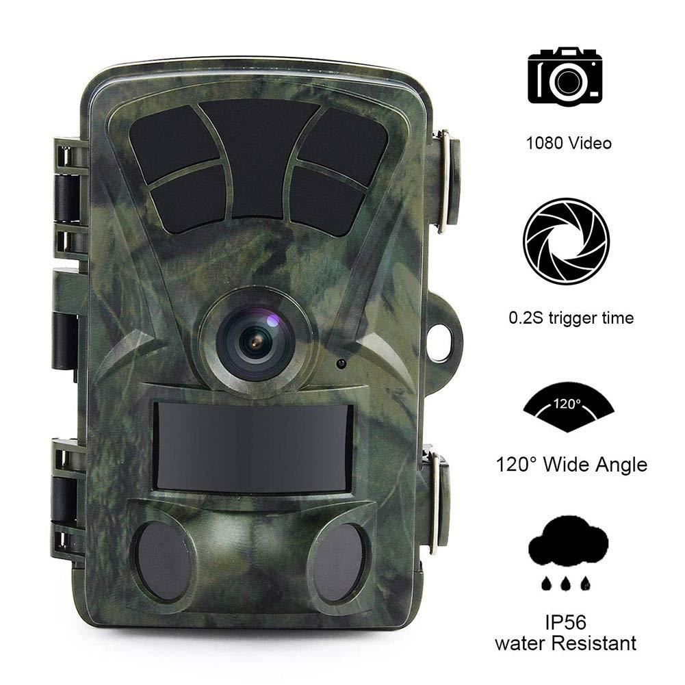 限定価格セール! MC.PIG トレイルカメラ 2.4インチLCD 0.2s付き16MP 1080PフルHD野生生物ゲームカメラは、最大65フィートIP66までのスピードを監視します。   B07Q9KBMRZ, 有田焼の器 トゥルーコンセプト dfbb901e