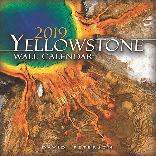 2019 Yellowstone Wall Calendar