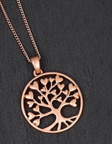 Equilibrium Amazonite Tree Of Life Necklace I6YvT