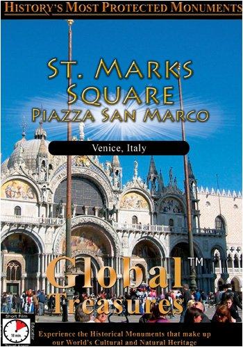 Global Treasures  Saint Mark's Square Piazza San Marco Venice, - Marco Venice Square Italy San