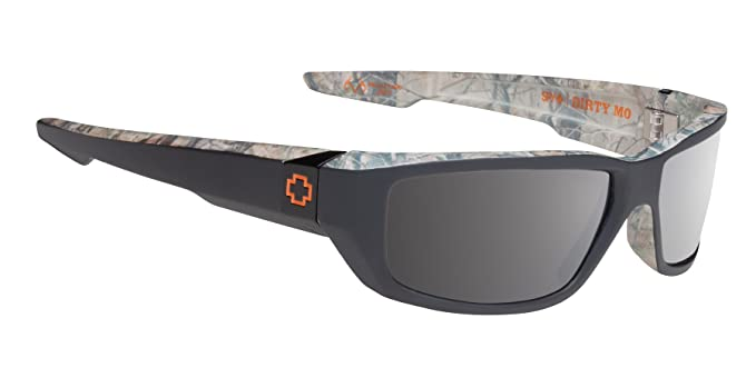c2fe3ecb93 Image Unavailable. Image not available for. Colour  Spy Optics Dirty MO  Decoy Wrap Polarized Sunglasses