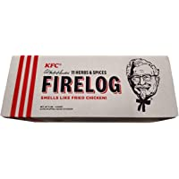 Enviro-Log KFC Fire Log - Limited-Edition 11 Herbs & Spices Fire Starter Log 5 Lbs