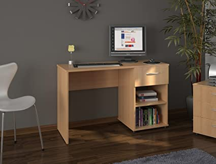 Groovy Home Source Desk Or Dressing Table Beech 1 Drawer 2 Shelves London Bedroom Furniture Download Free Architecture Designs Terchretrmadebymaigaardcom