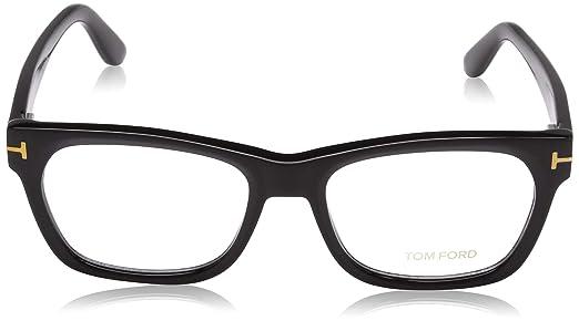 b46a96d158c Eyeglasses Tom Ford FT 5468 002 matte black at Amazon Men s Clothing store